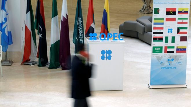 Нефть резко подорожала после встречи OPEC