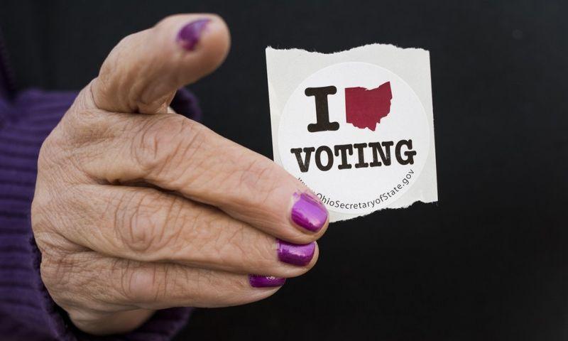 Как голосуют американцы