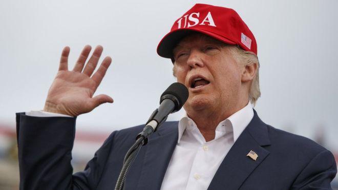 Дональд Трамп призвал США расширить ядерный арсенал