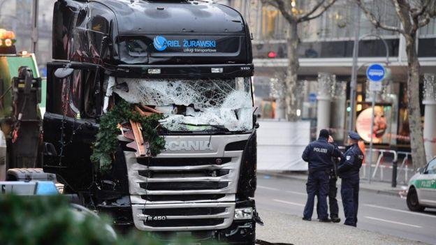 Итальянская полиция застрелила водителя-террориста из Берлина