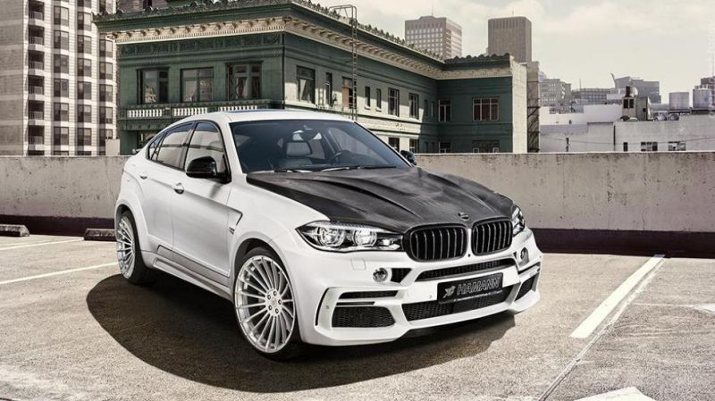 BMW X4 и X6 от Hamann