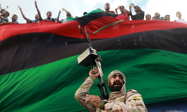 Пять лет без Каддафи: Ливия погрязла в гражданской войне и борьбе с ИГИЛ