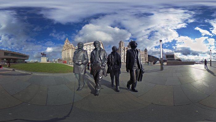 Наследие The Beatles в Ливерпуле