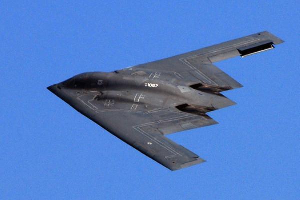 США отправили стратегические бомбардировщики B2-Spirit на Дальний Восток