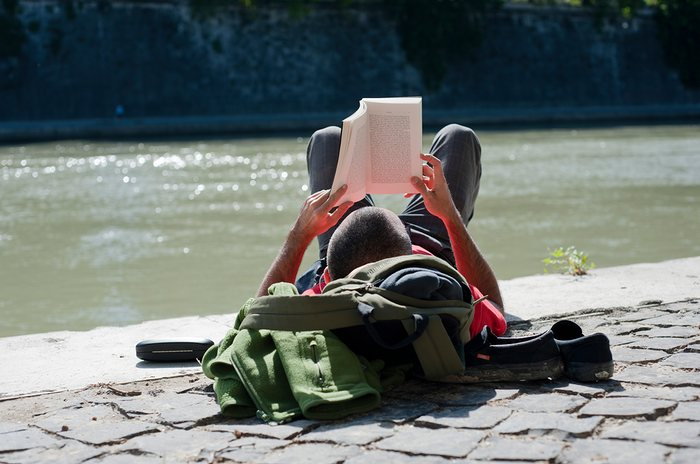 Тибр: река создает в Риме город в городе