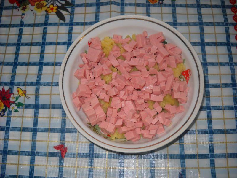 Рецепт окрошки классической с фото пошагово
