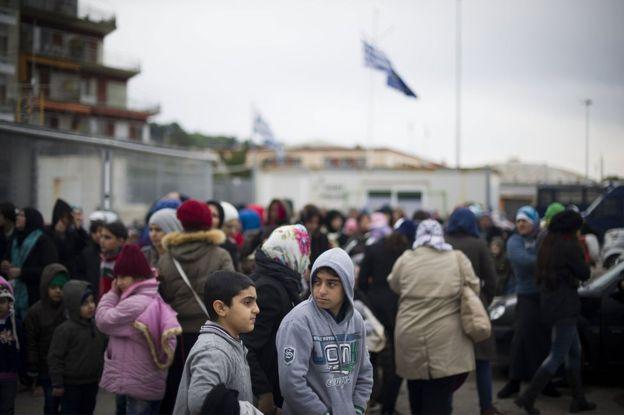 Миграционный кризис: Македония закрыла границы для беженцев
