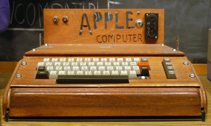 Как изменились компьютеры Apple за 40 лет