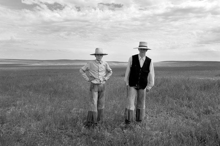 Люди и фрекинг: подборка фото из Северной Дакоты