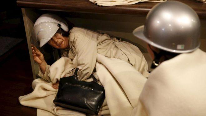 В префектуре Кумамото случилось новое землетрясение