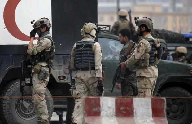 В результате теракта в Кабуле погибло как минимум 28 человек