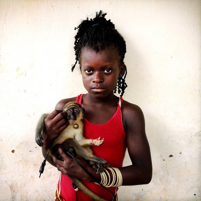 Повседневная жизнь в Африке в картинках