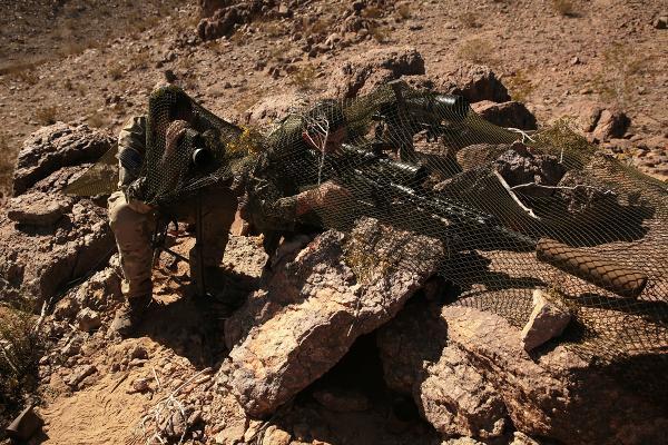 Американцы будут информировать ВВС РФ о перемещении спецназа в Сирии