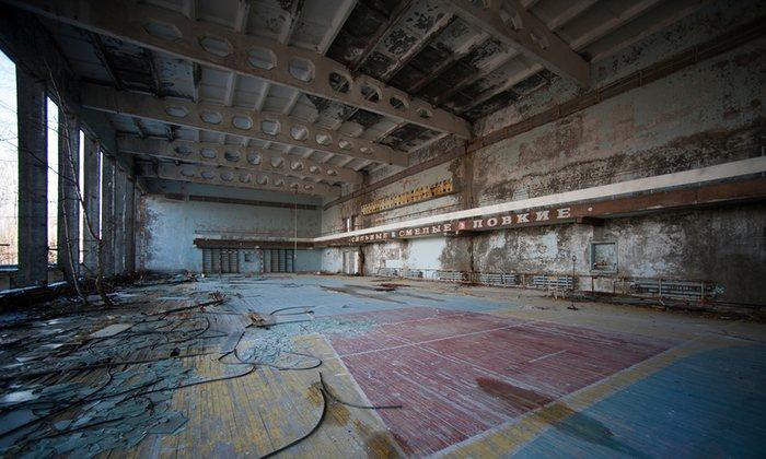 К 30-й годовщине аварии на ЧАЭС: подборка фото заброшенной Припяти