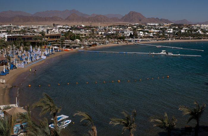 Шарм-эш-Шейх: город-призрак на Красном море