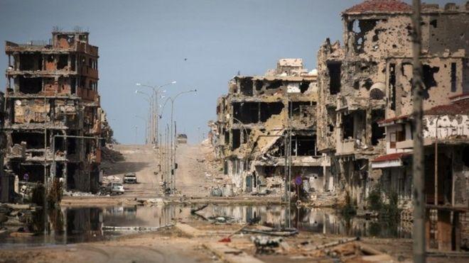 США поддержали поставки оружия правительству Ливии