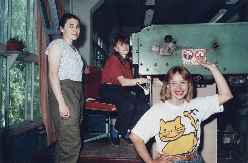 Какой была жизнь в начале 90-х
