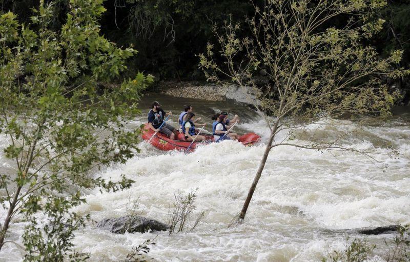 Техас страдает от сильного наводнения