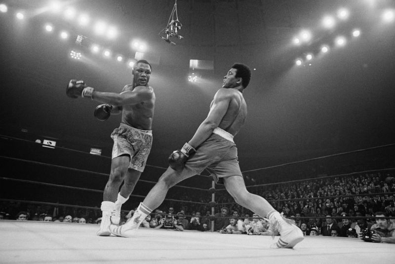 Мохаммед Али: 25 лучших фото легенды