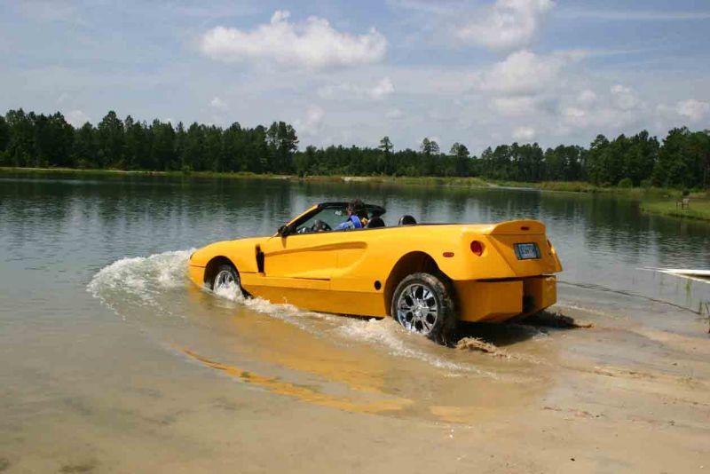 Автомобили амфибии
