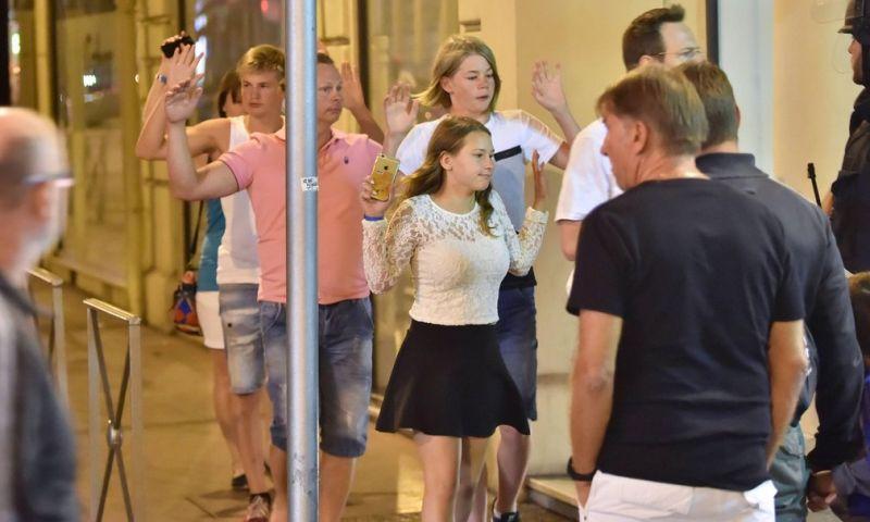 Теракт в Ницце: фото с места событий