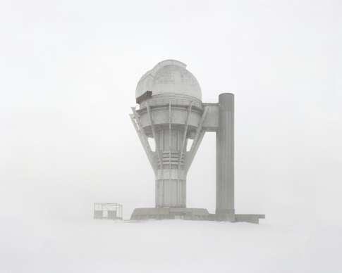 Заброшенные советские памятники в секретных городах