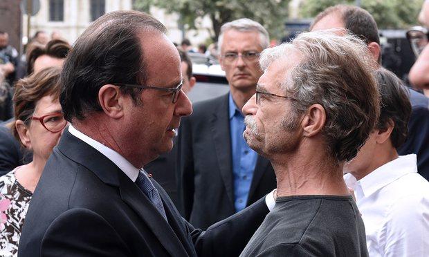 Террористы убили священника во Франции