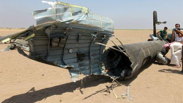 В Сирии сбит российский вертолет