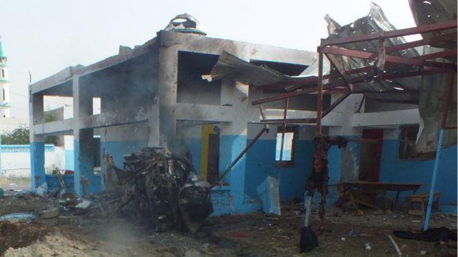 В Йемене нанесен удар по клинике «Врачей без границ»