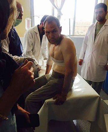 В Афганистане туристы попали в засаду