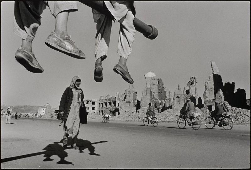 Разрушенные города глазами фотографов и художников
