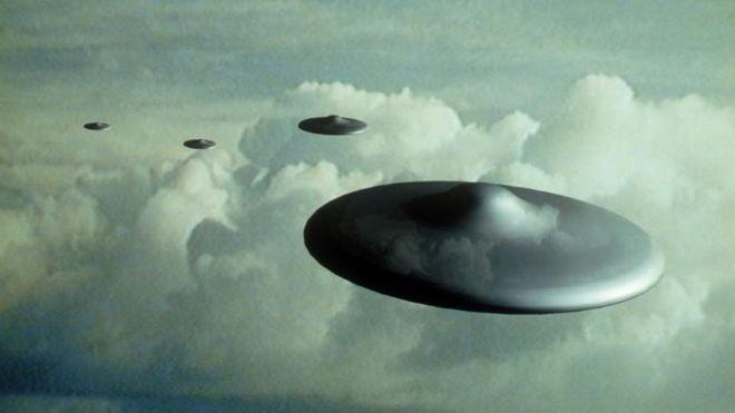 ЦРУ рассекретило данные о летающих тарелках