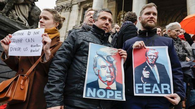 Американские дипломаты взбунтовались против антииммигрантского указа Трампа