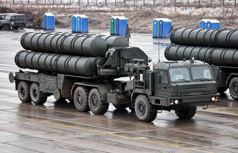 Россия и Турция договорились о поставках ЗРК С-400