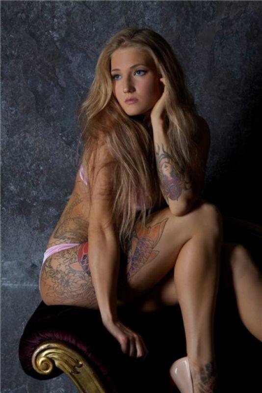 Анастасия Янькова: красавица, спортсменка, боец