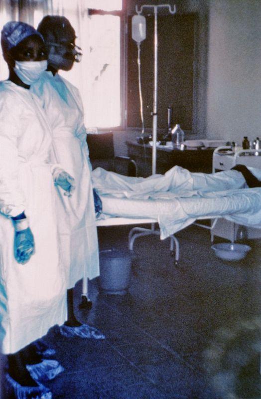 В ДР Конго вспышка лихорадки Эбола: 11 человек заболели, один умер
