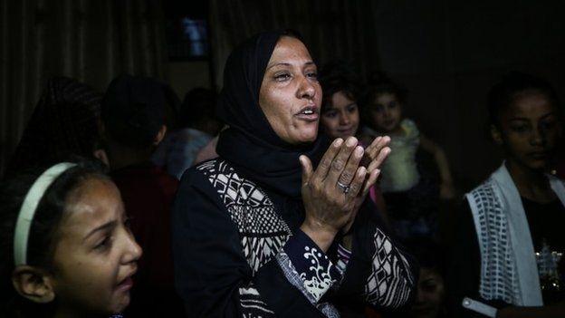Сектор Газа начал хоронить погибших в ходе столкновений с израильской армией