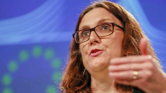 США играют с огнем: ЕС