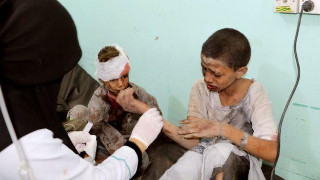 Саудовская Аравия расследует авиаудар в Йемене