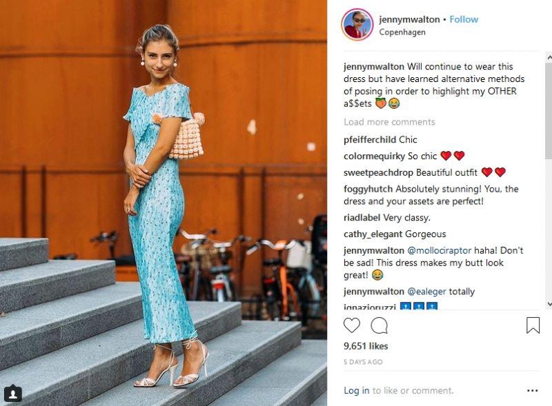 7 модниц, на которых стоит подписаться в «Инстаграме»