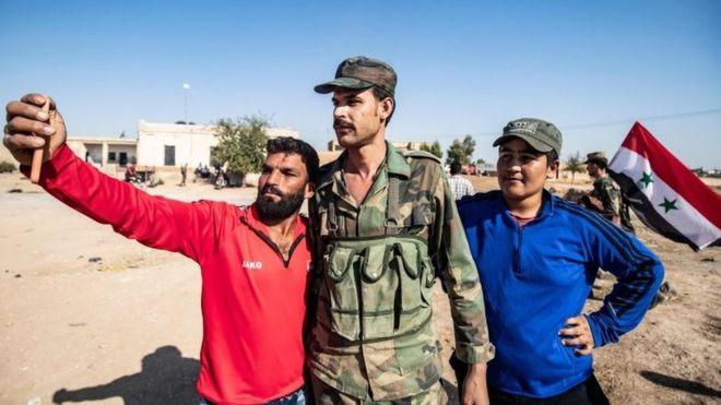 Сирийская армия выдвинулась на Север страны для противодействия турецким силам