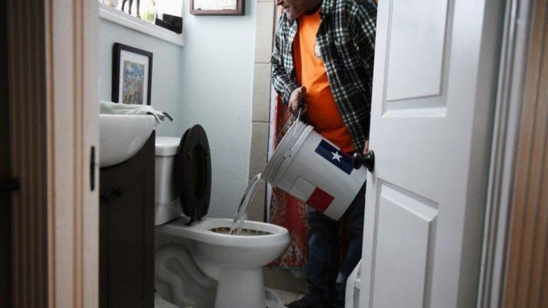 Президент США Байден объявил Техас зоной стихийного бедствия