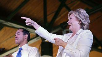 Хиллари Клинтон выиграла борьбу за деньги Уолл-стрит