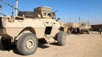 Смертник взорвал шесть солдат НАТО в Афганистане