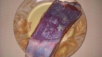 Cвиная грудинка запеченная в духовке в фольге рецепт