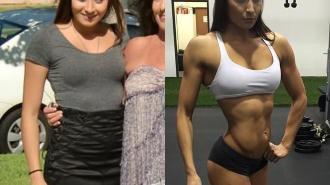Stephanie Marie - Fitness Model