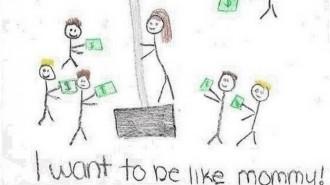 12 детских рисунков, которые смутят родителей