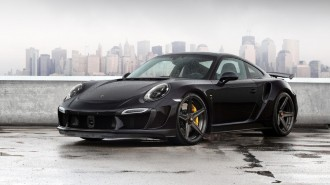 Porsche 991 Turbo S Stinger GTR от ателье TOPCAR