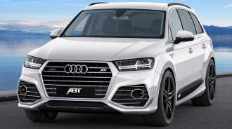 Свежую Audi Q7 уже доработали тюнеры