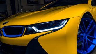 Тюнеры расширили цветовую гамму для BMW i8